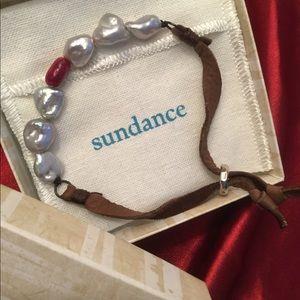 NEW Sundance Cultured Pearl Bracelet